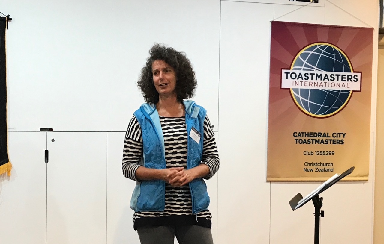 Educating a Roast | Cathedral City Toastmasters